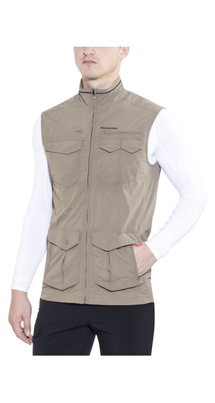 Craghoppers NosiLife Adventure Gilet Men Pebble